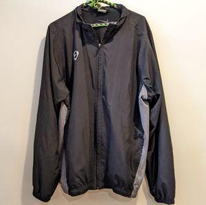 Nike black jacket XXL